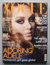 Vogue Magazine - 2011 - October